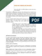 TOMADA DE DECISÃO TCC