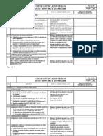 ISO TS 16949 2002 - Check List de Auditoria
