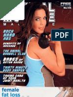 Natural Muscle - May 2008