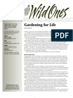 Wisconsin; Gardening for Life - Wild Ones Native Plants, Natural Landscapes