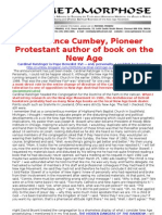 New Age-constance Cumbey