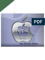 Apple Inc Dell Alex Bazalar