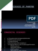 Common Diseases of Pharynx