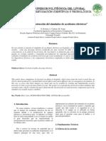"""""""Rediseño y construcción del simulador de accidentes eléctricos"""""""
