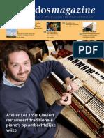 Triodos Magazine nr. 109 - Interview met Jan Aertsen
