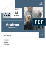 Hyperion Analyzer (HTML Web Client)