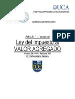 005 - IVA - Articulo 1 Inciso a 2009