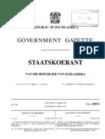 AARTO Amendment Act 22 of 1999