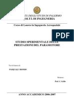 tesi_paramotore
