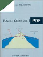 Bazele Geodeziei Fizice - Constantin Moldoveanu