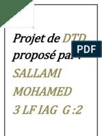 MOHAMED SALLAMI DTD