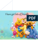 I Have Got Lots of Friends