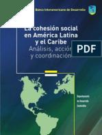 Banco Inter America No de Desarrollo Cohesion Social