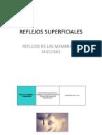 Reflejos Superficiales y dos