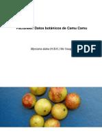 Factsheet Final Camu Camu