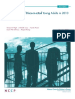 Profile of Disconnected Young Adults