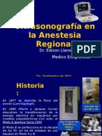 US en Anestesia Regional