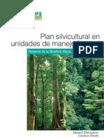 (7) Plan Silvicultural