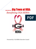 Little Big Town at UGA Event Plan(2)