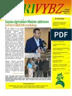 CaFAN Newsletter Agrivybz 12
