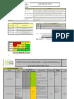 Matriz de Identificacion de Riesgos y Evaluacion