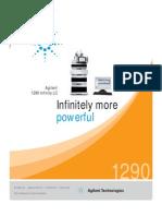 Agilent 1290 Infinity UHPLC
