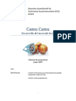 Camu camu - desarrollo del mercado local. Parte 2