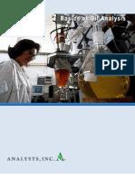 Basics of Oil Analysis