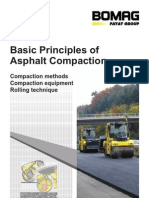 Basic Principles of Asphalt Comp Action