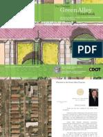 Illinois; Chicago Green Alley Handbook