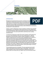 Infrastructure Financing I-270/495 Interchange INTRODUCTION Montgomery County Finances The