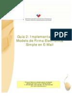 Guia2 Implementacion Fes en Email