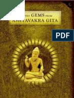 Selected Gems From Ashtavakra Gita