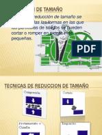 REDUCCION DE TAMAÑO