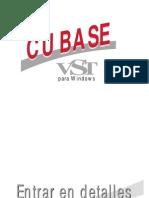 Entrar en DetallesCUBASE VST