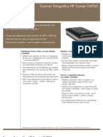 Scanner Hp4050