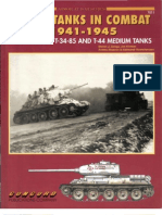 Armor at War- Soviet Tanks in Combat 1941-1945 - Medium Tanks