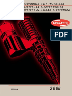 Delphi Electronic Unit Injectors Catalog