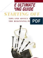 The Ultimate Piping Guide