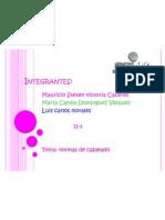 2.NoRmAs De CaBlEaDo