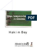 Hakim Bey - Zona Temporalmente Autónoma
