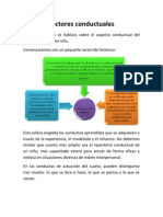 FACTORES CONDUCTUALES