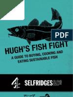 Hugh Fish Fight App Recipes