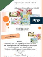 PHBS Indikator 6 Konsumsi Jajanan Sehat (8956)