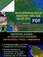 BIODIVERSIDAD AMAZÓNICA VALOR Y POTENCIAL CUSHILLOCOCHA