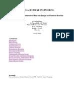 Reactor Design Basics