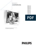 Anleitung Philips 47pfl7606k 02 Dfu Deu