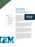 IBM Core Banking Paper