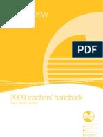Ameb Teachers Handbook 2009