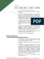 AULA 1 - NOÇÕES GERAIS - CONCEITO - PRINCÍPIOS FUNDAMENTAIS